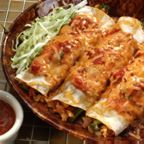 Enchiladas from Our Mexican Restaurant